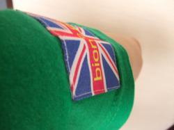20-7712 ロンドン袖のTシャツ袖