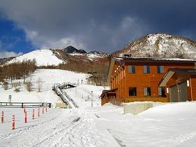 生まれ変わるスキー場