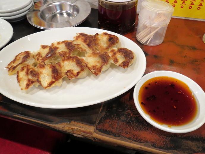 ちょい呑み餃子5
