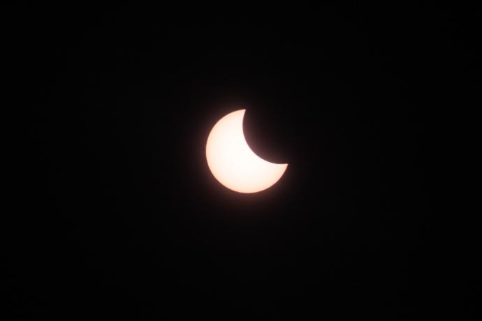 金環日食5