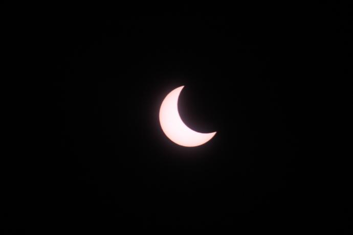 金環日食7