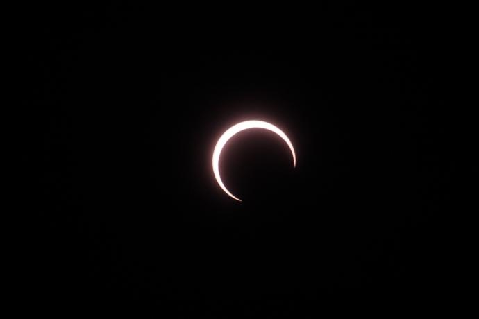 金環日食13