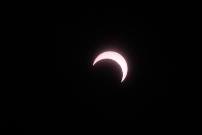金環日食15
