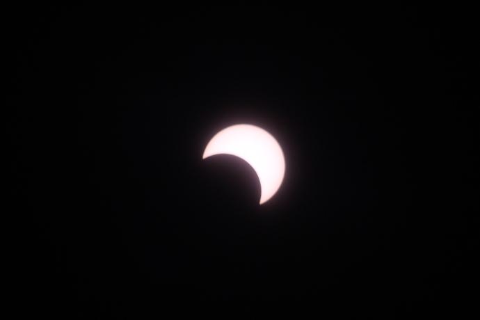 金環日食16