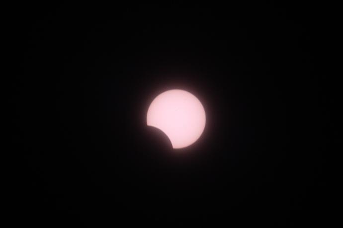 金環日食18