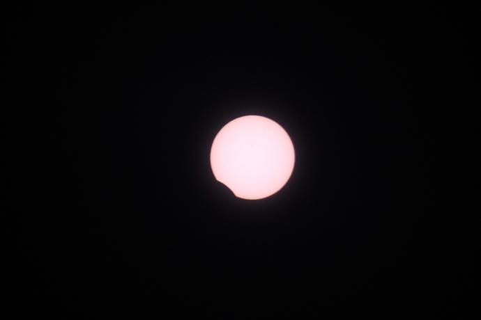 金環日食20