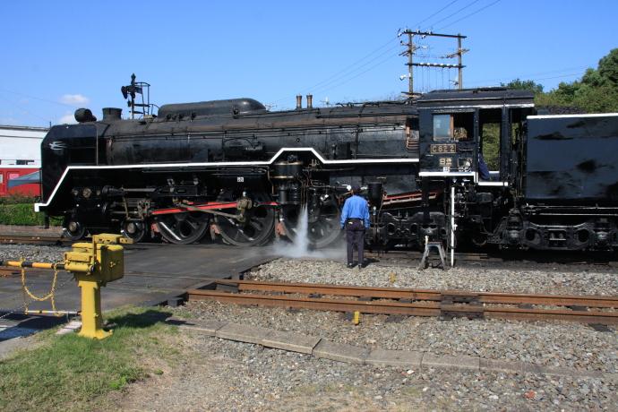 蒸気機関車3