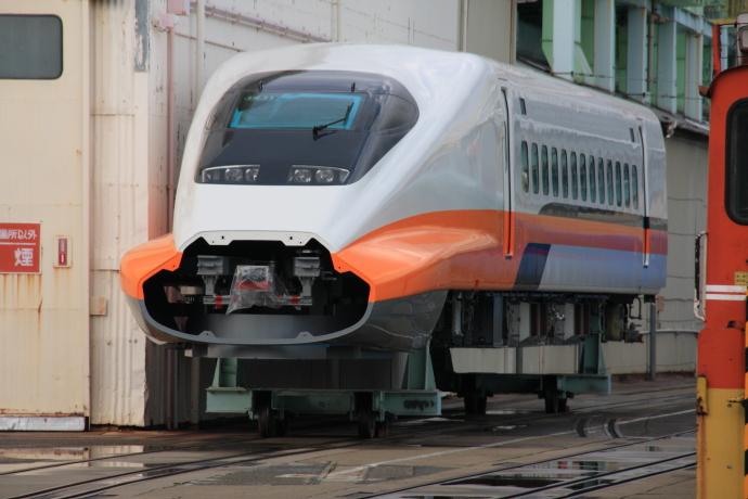 台湾高速鉄道700T型電車