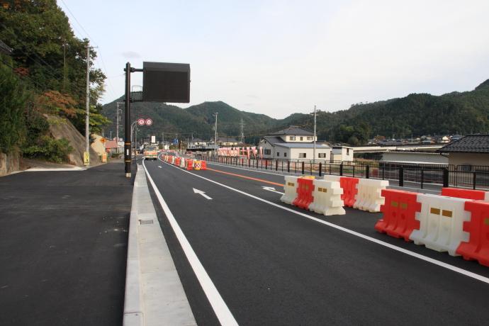 和田山八鹿道路4