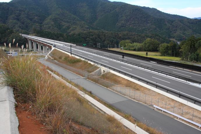 和田山八鹿道路8