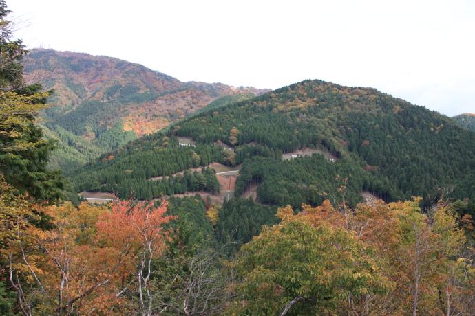 粟鹿山線9