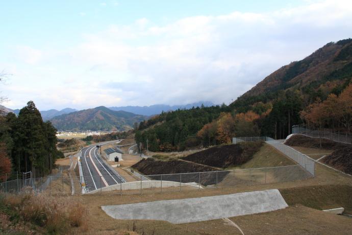 和田山八鹿道路1