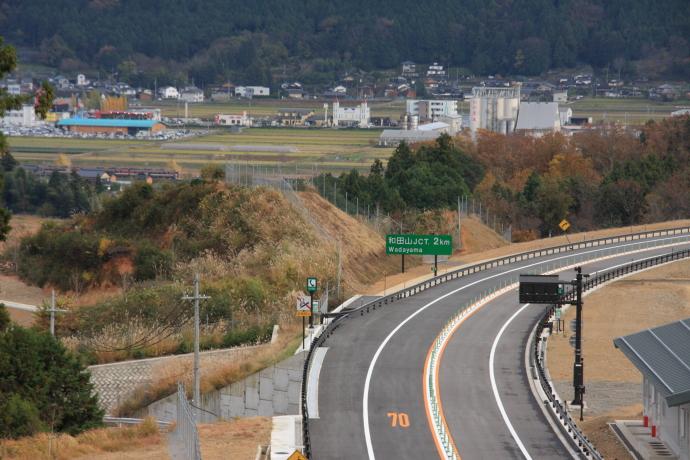 和田山八鹿道路6