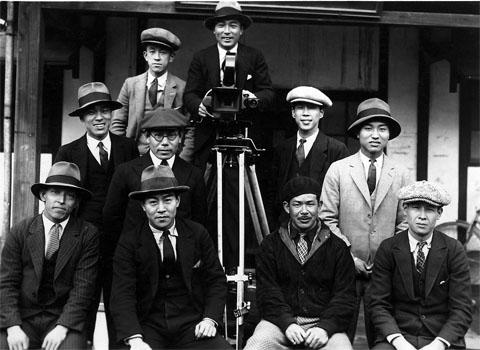 日活京都カメラマン