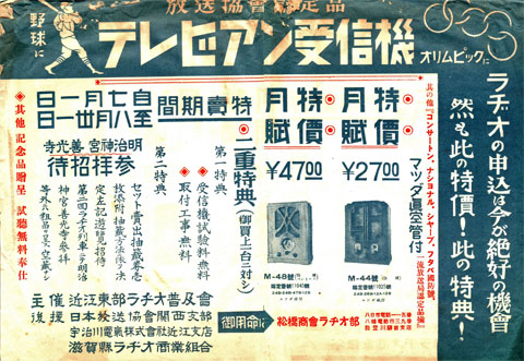 テレビアン受信機