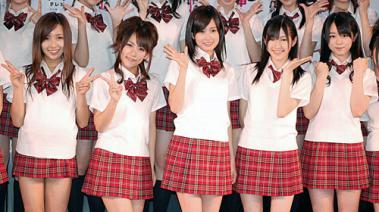 AKB48 top members