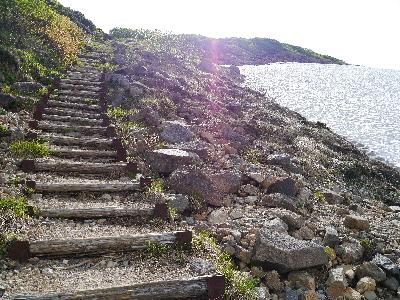 そして階段
