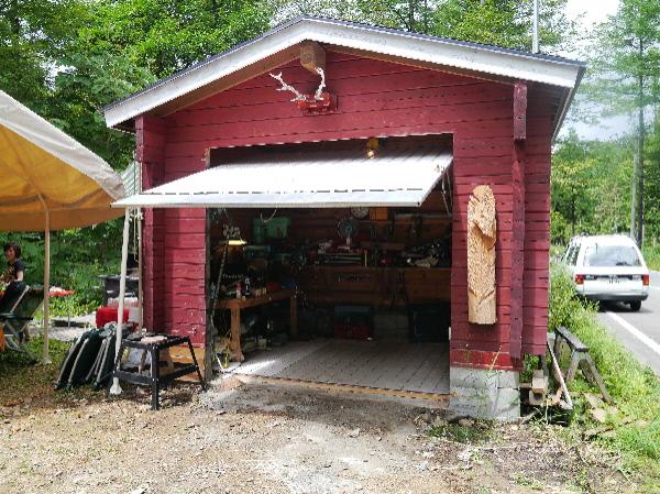 buggy小屋