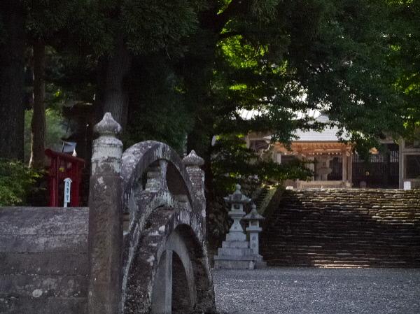 長滝神社②
