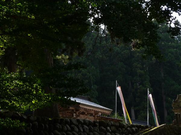 長滝神社①