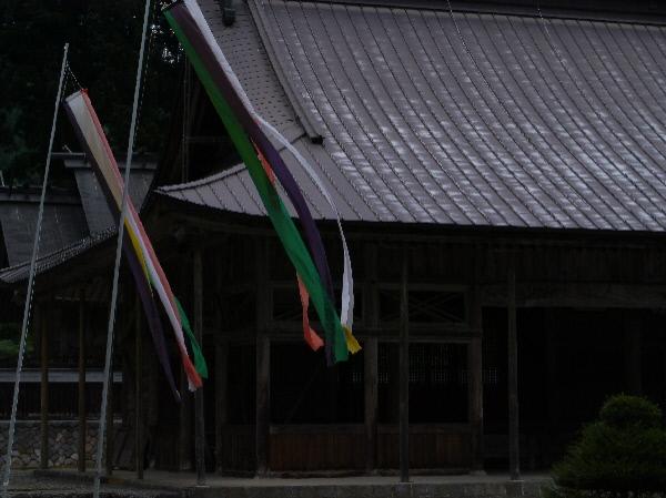 長滝神社③