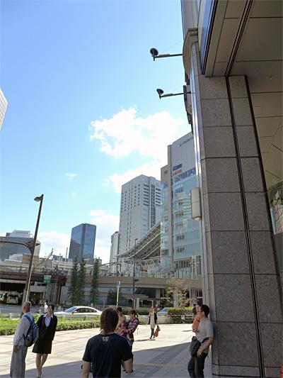 大阪駅の大屋根