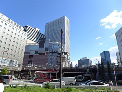新しい阪急百貨店ビル