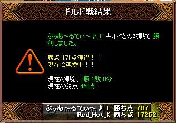 RedStone 12.07.24gv 結果
