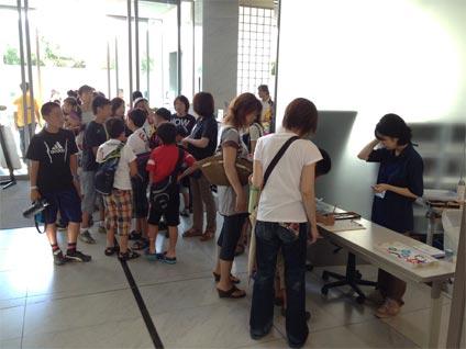 弥生博物館2012年8月1