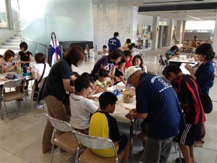 弥生博物館2012年8月2