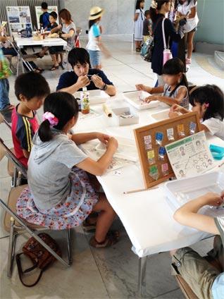 弥生博物館2012年8月3