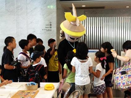 弥生博物館2012年8月6