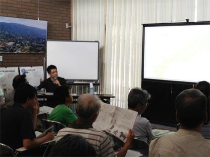 2012年9月学び場