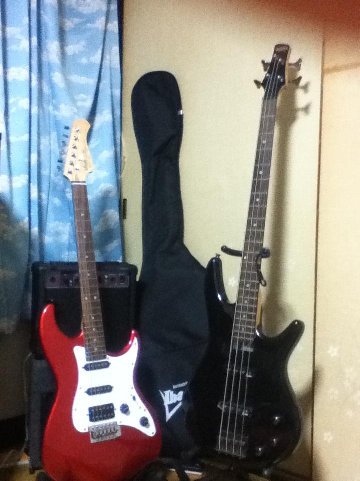 my 楽器