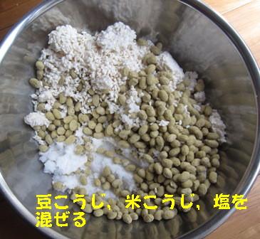 みそ作り (4)