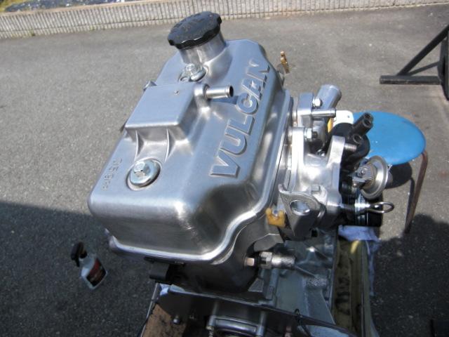 2G21バルカンエンジン