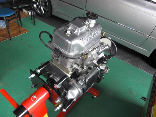 バルカンエンジン