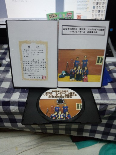 試合DVD