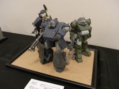 2012上越合同模型作品展示会11