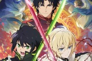 終わりのセラフ-Seraph of the End animated TV series_