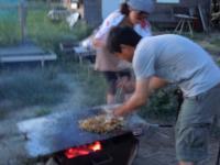 8月25日 BBQ