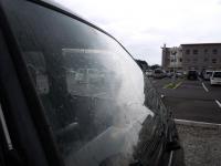 9月29日 北峰・ランディング雨