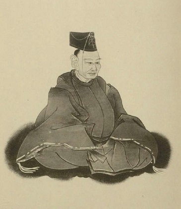 吉益南涯肖像