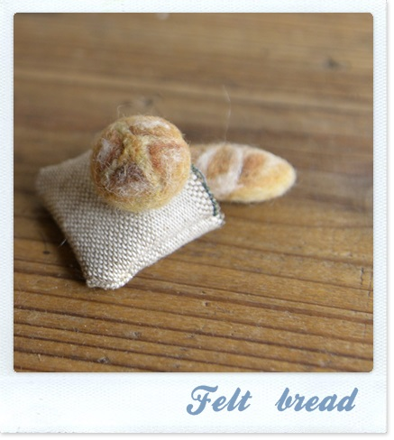 Felt bread