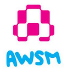 AWSM logo