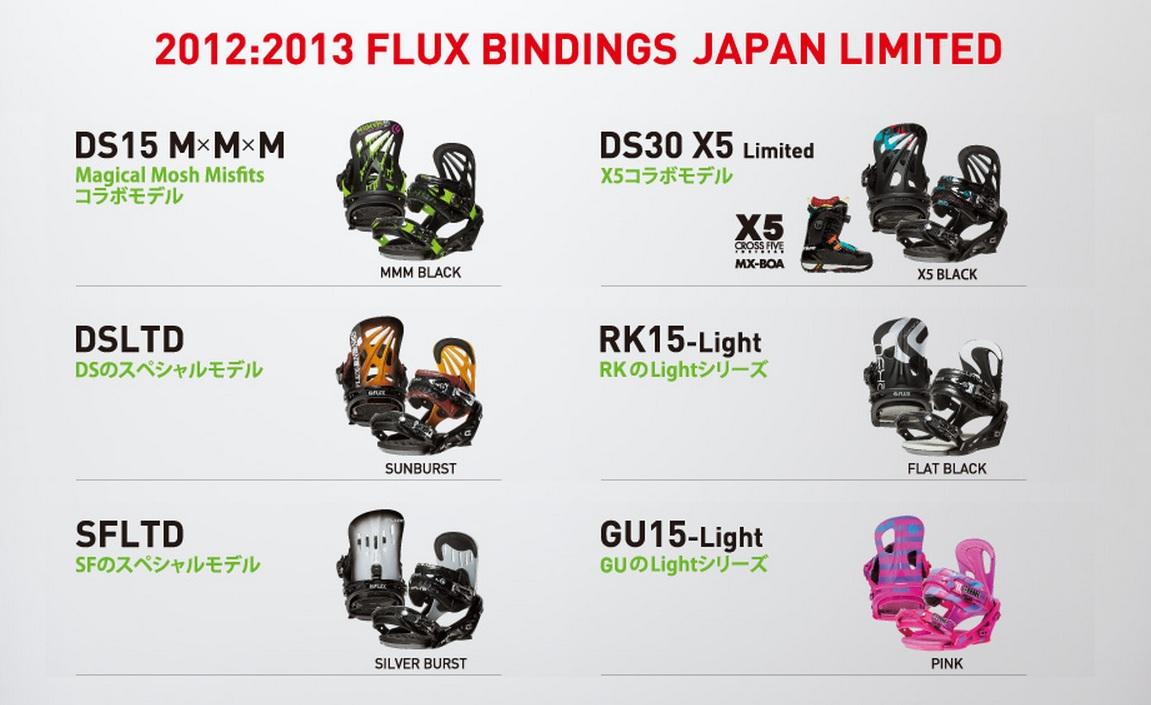 FLUX 12-13 Line up 2