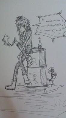 """""""彷徨デイズ"""" ~無音のロックンロールを撃ち鳴らせ!!~-100719_191548.jpg"""