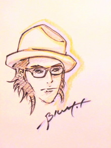 JACKPOT DAYS!! -poetrical rock n'roll and beat gallery--モデル ジョニー・デップ.jpg
