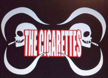 JACKPOT DAYS!! -poetrical rock n'roll and beat gallery--THE CIGARETTES ロゴ.jpg