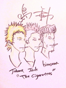 JACKPOT DAYS!! -poetrical rock n'roll and beat gallery--ジョニーと仲間たち。.jpg